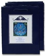 Millennia Designs tapestry kits come in a top quality laminated carrier and make great gifts!