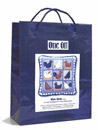One Off tapestry kits come in a top quality laminated carrier and make great gifts!