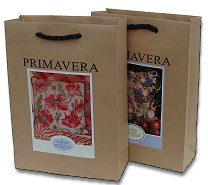 Primavera tapestry kits come in a top quality craft carrier and make great gifts!