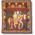Green Lady tapestry kit