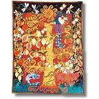 Tree of Life' tapestry wallhanging