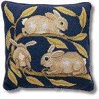 Beth Russell's William de Morgan Animals Tapestry Kits
