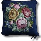 Beverley Tramé Tapestry: Floral Spray Designs