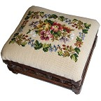 Beverley Tramé Tapestry: Footstools