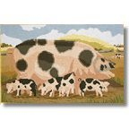 Elizabeth Bradley 'The Beasts of the Fields' Tapestry Kits