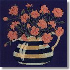 Elizabeth Bradley Flower Pot Tapestry Kits