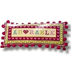 The Historical Sampler Company - 'Adorable' & 'Gorgeous' Tapestry Kit