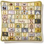 The Historical Sampler Company - 'A to Z' Tapestry Kit