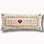 The Historical Sampler Company - 'Mr & Mrs' Tapestry Kit