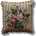 Ivo rose bouquet tapestry kits