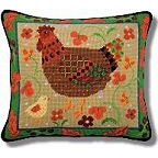 Jolly Red Old English Hen Tapestry Kit