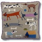 Kirk and Hamilton Tapestry Kits - Doggies