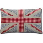 Kirk and Hamilton Tapestry Kits - Floral Union Jack