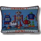 Kirk and Hamilton Tapestry Kits - Robots