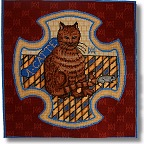 Mary Queen of Scots 'Catte' tapestry kits