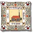 New England Needle Collection - Shaker Wedding Sampler Tapestry Kit