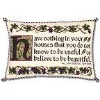 Tapestry kits with mottos