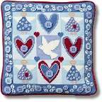 Angels Tapestry Kit