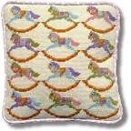 Rocking Horses Tapestry Kit