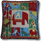 Zoo Tapestry Kit