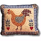 Shaker Hen tapestry kit