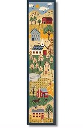 Shaker tapestry wallhanging kit