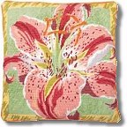 Single Lilly tapestry kit