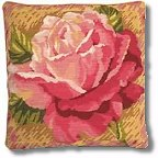 Single Rose tapestry kit