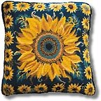 'Sunflower Garden' tapestry kit