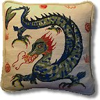 The Purple Tree Chinese Dragon Tapestry Kit